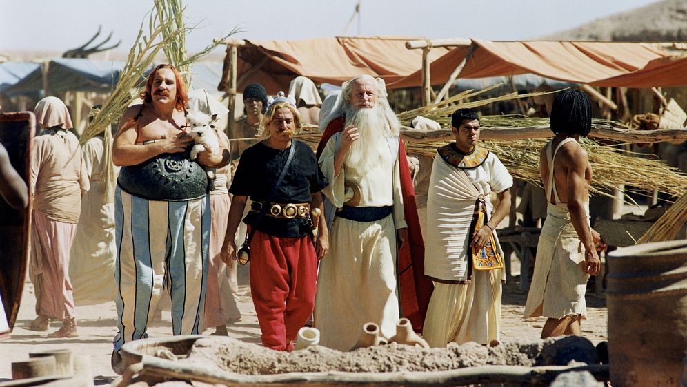 Asterix & Obelix: Mission Kleopatra - Bildquelle: Tobis StudioCanal