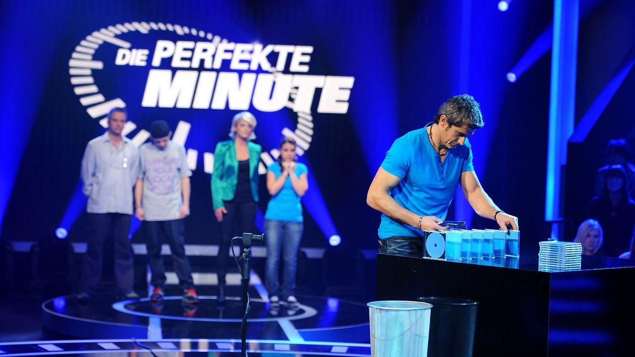 die-perfekte-minute-staffel03-120629-18-SAT1-Willi-Weber - Bildquelle: Willi Weber / SAT.1