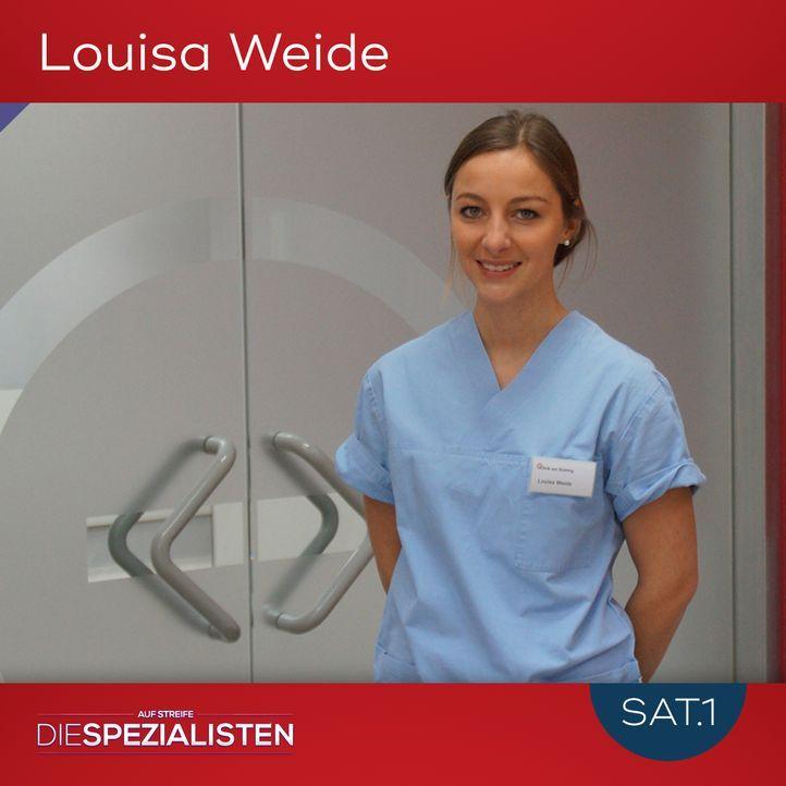 Louisa Weide - Bildquelle: SAT.1
