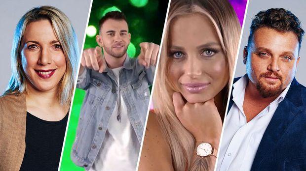 Big Brother - Big Brother - Folge 25: Vier Gewinnt - Jetzt Mischen Die Neuen Das Haus Auf!