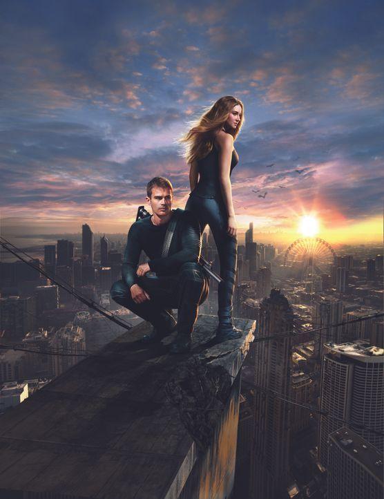 Die Bestimmung - Divergent - Artwork - Bildquelle: 2014 Concorde Filmverleih GmbH