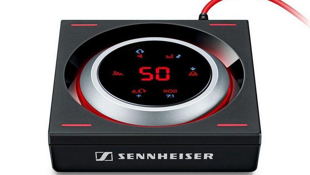 - Bildquelle: Sennheiser electronic GmbH & Co. KG