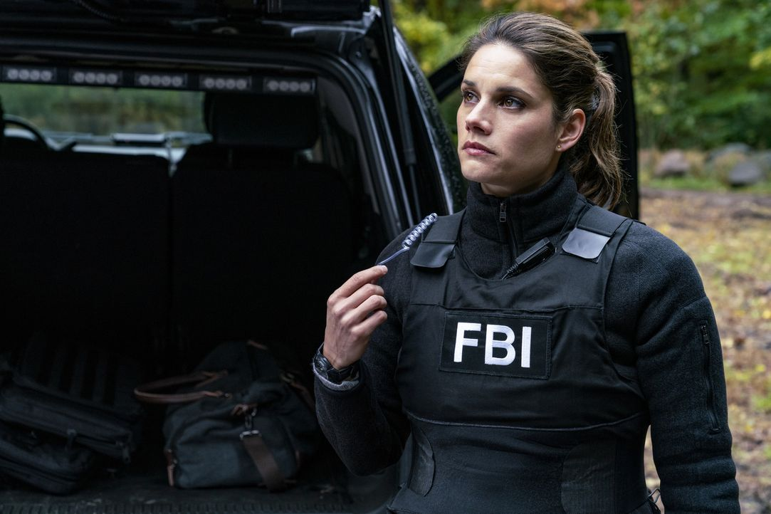 Maggie Bell (Missy Peregrym) - Bildquelle: David Giesbrecht 2018 CBS Broadcasting, Inc. All Rights Reserved/David Giesbrecht