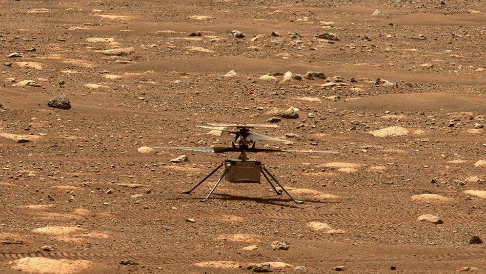 - Bildquelle: NASA/JPL-Caltech/dpa