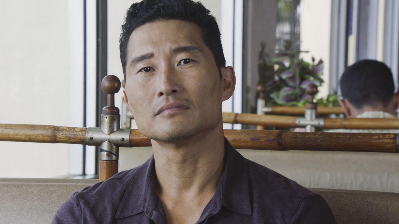Steht vor einer wichtigen Entscheidung: Chin (Daniel Dae Kim) ... - Bildquelle: 2017 CBS Broadcasting, Inc. All Rights Reserved