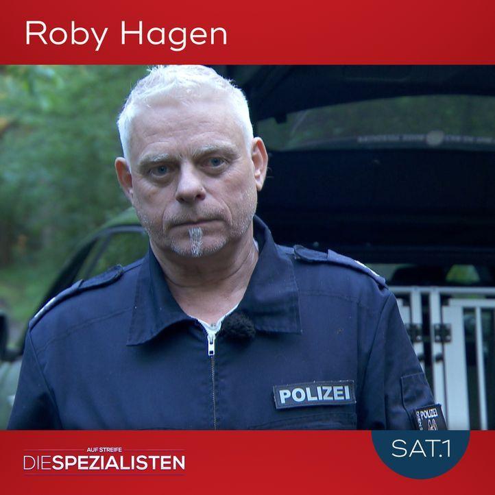 Roby Hagen - Bildquelle: SAT.1