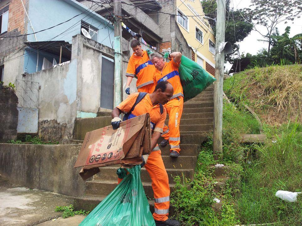 Müll ist auf der ganzen Welt gleich Müll. Aber die Methoden und Vorschriften ihn zu sammeln, zu trennen und aufzubereiten sind von Land zu Land ve... - Bildquelle: SAT.1