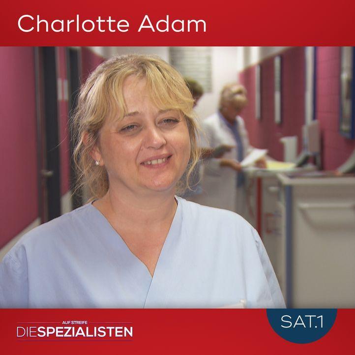 Charlotte Adam - Bildquelle: SAT.1