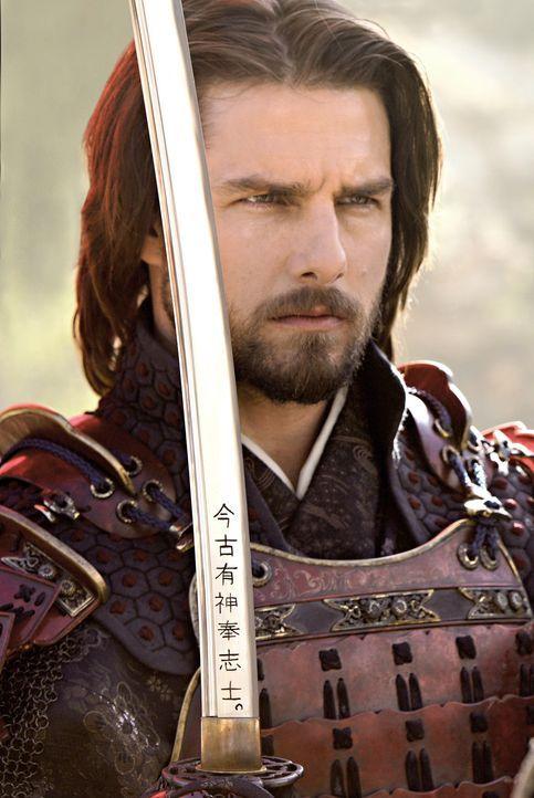 Captain Nathan Algren (Tom Cruise), ein erfahrener Soldat, der im Kampf gegen die Indianer mit Ruhm überschüttet wurde, wird von einem japanischen U... - Bildquelle: Warner Bros.