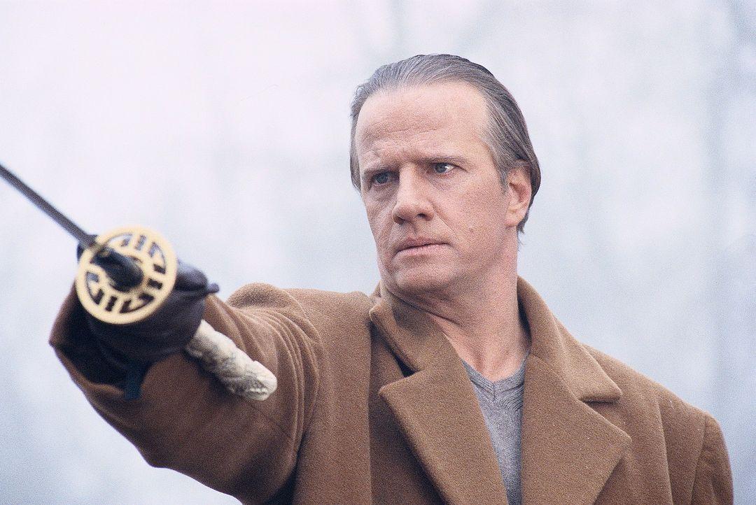 Unsterblich und stets zum Kampf bereit: Highlander Connor MacLeod (Christopher Lambert) ... - Bildquelle: Dimension Films