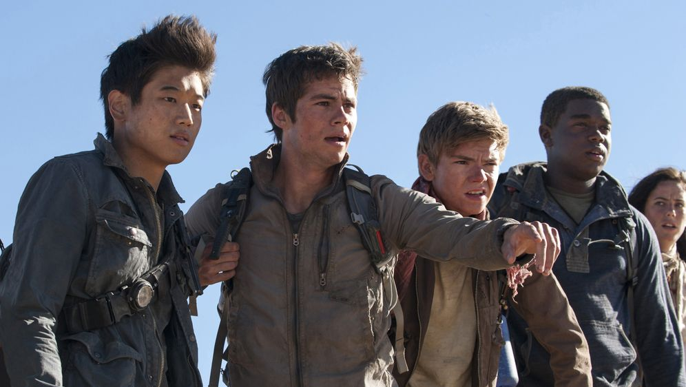 Maze Runner - Die Auserwählten in der Brandwüste - Bildquelle: 2015 Twentieth Century Fox Film Corporation. All rights reserved.