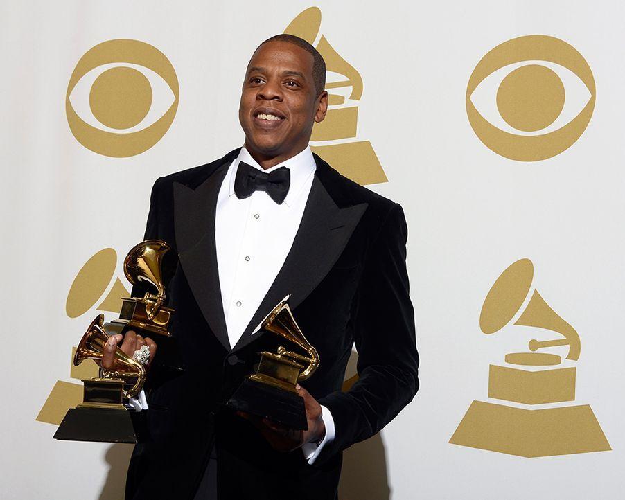 Jay-Z - Bildquelle: +++(c) dpa - Bildfunk+++ Verwendung nur in Deutschland