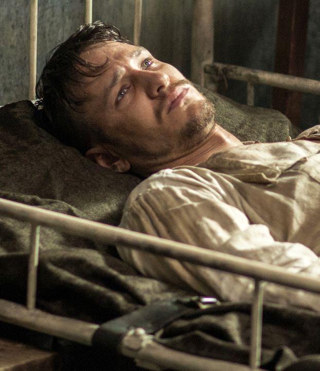 Jack the Ripper: Vladimir Burlakov als Jakob Kosminski - Bildquelle: Foto: © SAT.1/Algimantas Babravicius