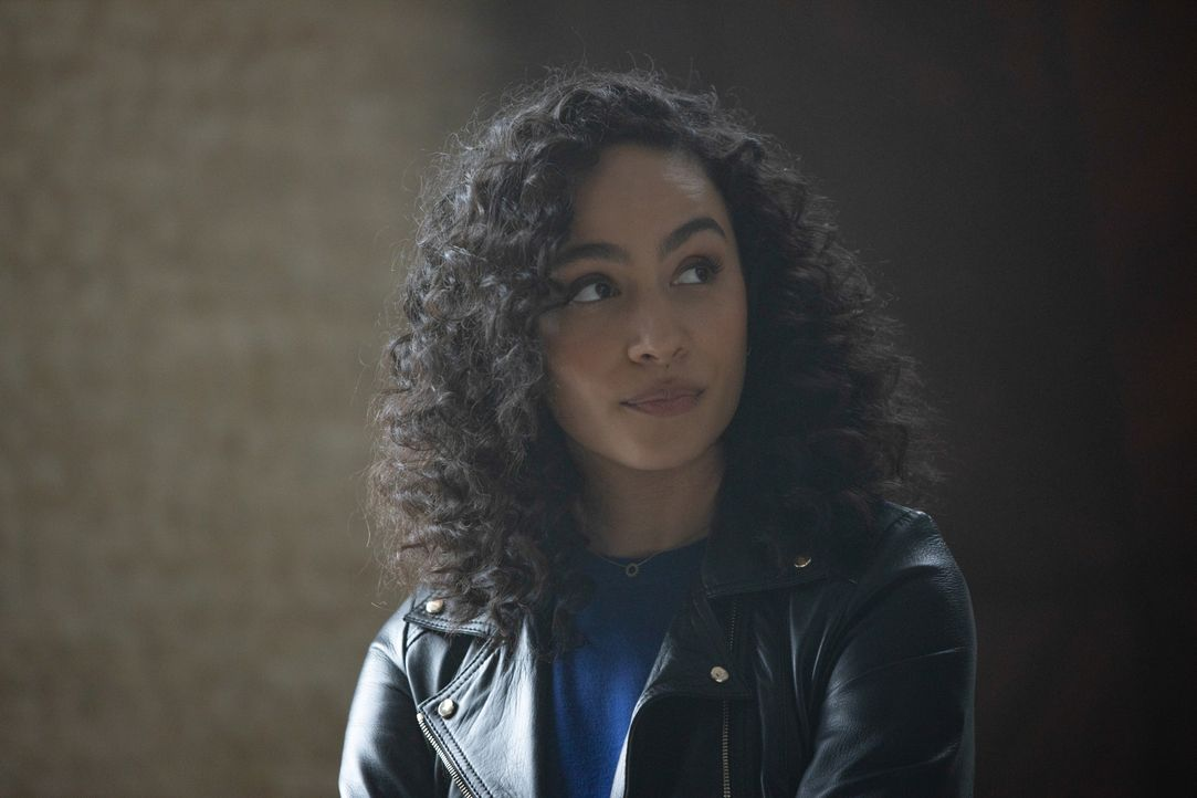 Dani Powell (Aurora Perrineau) - Bildquelle: 2019 Warner Bros. Entertainment Inc. All Rights Reserved.
