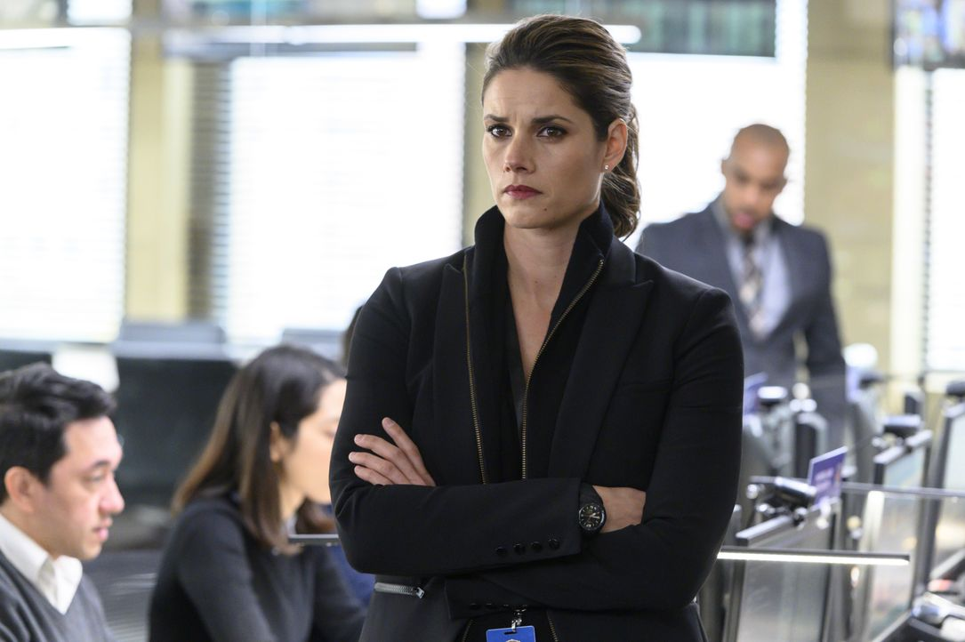 Maggie Bell (Missy Peregrym) - Bildquelle: David Giesbrecht 2019 CBS Broadcasting, Inc. All Rights Reserved / David Giesbrecht