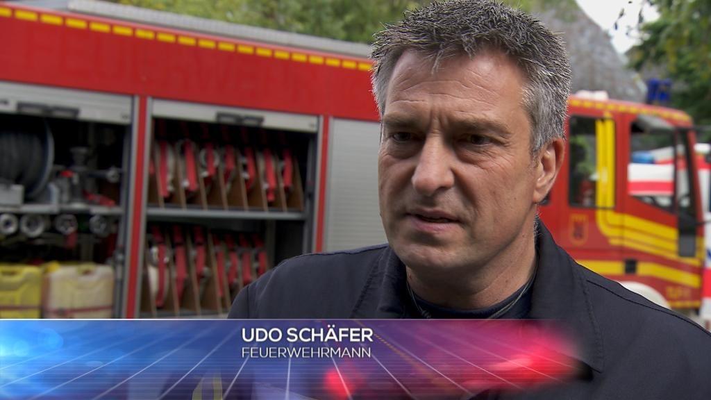 FW - Udo Sch+ñfer - Bildquelle: SAT.1