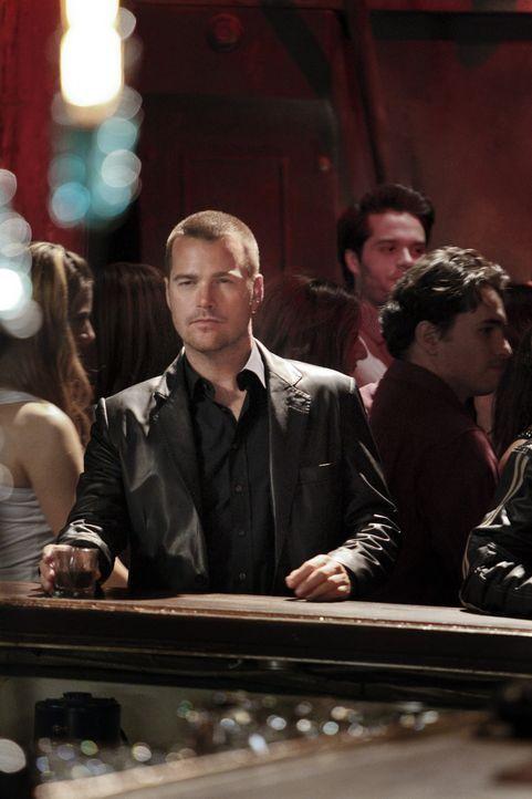 Ermittelt undercover in einem neuen Fall: Callen (Chris O'Donnell) ... - Bildquelle: CBS Studios Inc. All Rights Reserved.