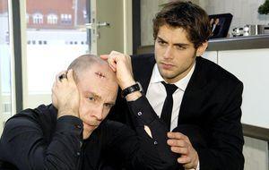 Gerrit (Lars Löllmann, l.) und Jonas (Roy Peter Link, r.)