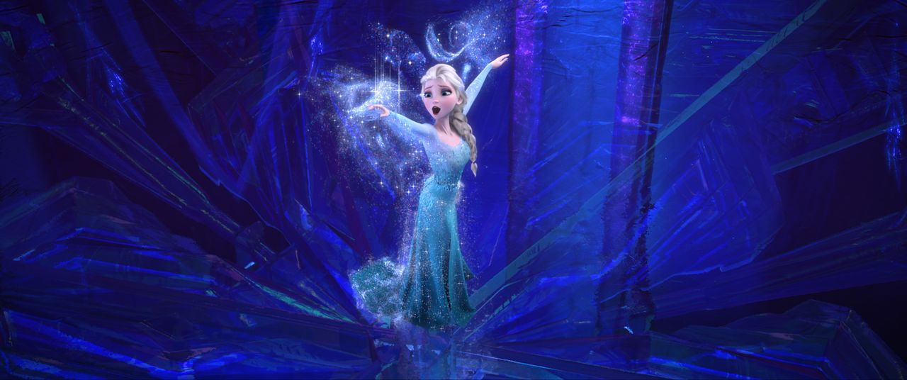 Elsa - Bildquelle: 2013 Disney. All Rights Reserved