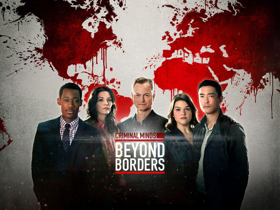 (1. Staffel) - Lösen internationale Fälle, in die US-Bürger verwickelt sind: Russ Montgomery (Tyler James Williams, l.), Clara Seger (Alana De La Ga... - Bildquelle: ABC Studios