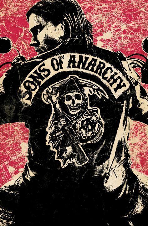"(1. Staffel) - ""Sons of Anarchy""-Artwork - Bildquelle: 2008 FX Networks, LLC. All rights reserved."