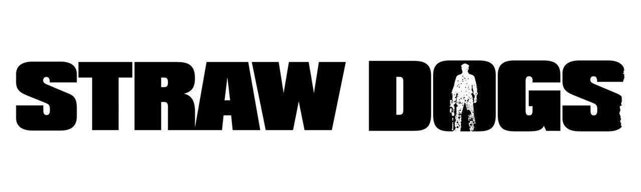 STRAW DOGS - WER GEWALT SÄT - Logo - Bildquelle: 2011 Screen Gems, Inc. All Rights Reserved.