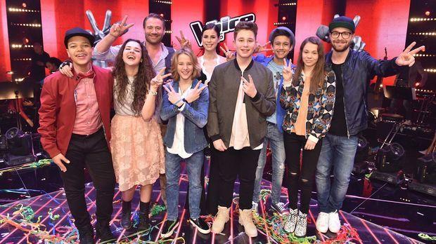The Voice Kids Staffel 4