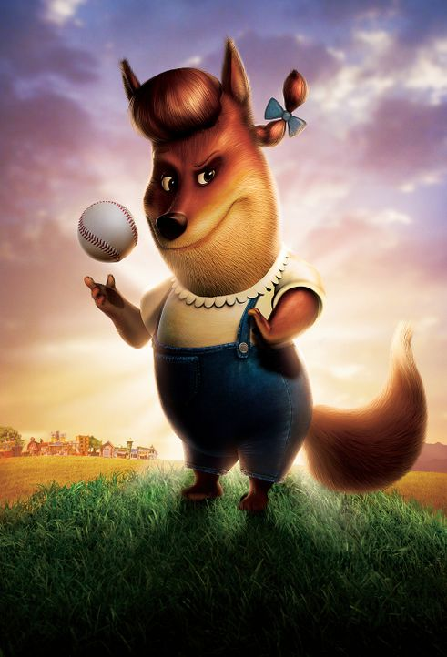 Niemandem fällt auf, dass Elfie, der Baseballstar des Städtchens, eine ziemlich falsche Schlange ist ... - Bildquelle: Disney. All rights reserved