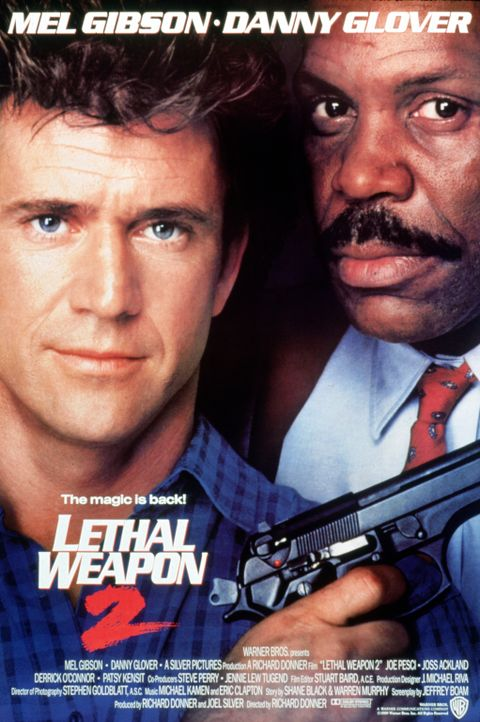 Lethal Weapon 2 - Plakatmotiv - Bildquelle: Warner Brothers International