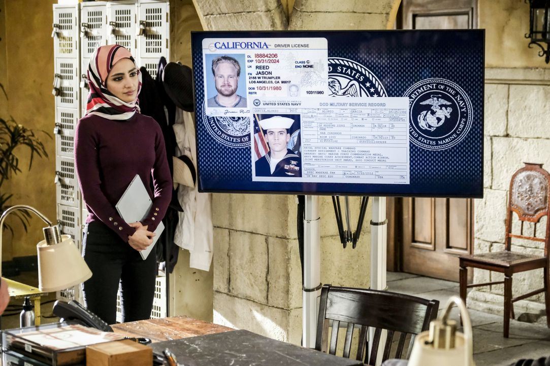 Fatima Namazi (Medalion Rahimi) - Bildquelle: Trae Patton 2019 CBS Broadcasting, Inc. All Rights Reserved. / Trae Patton