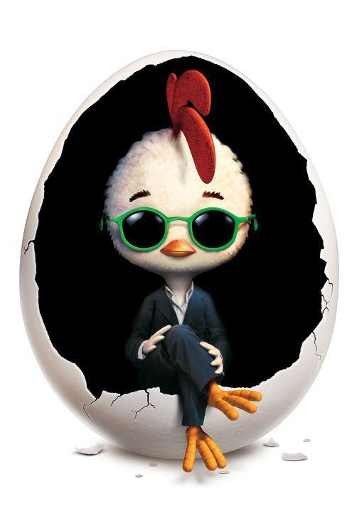 Hühnchen Junior ist ein Kücken, das wegen seiner Kleinwüchsigkeit von allen anderen ausgestoßen wird. Als er eines Tages behauptet, nachdem ihm... - Bildquelle: Disney. All rights reserved