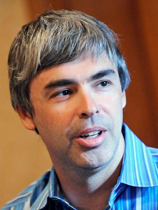 Larry-Page-09-07-09-dpa - Bildquelle: dpa