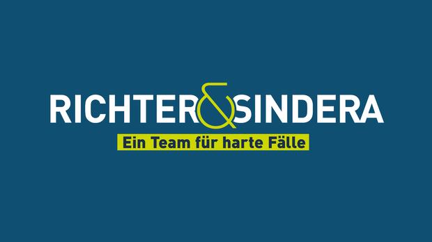 Richter und Sindera - Ein Team für harte Fälle