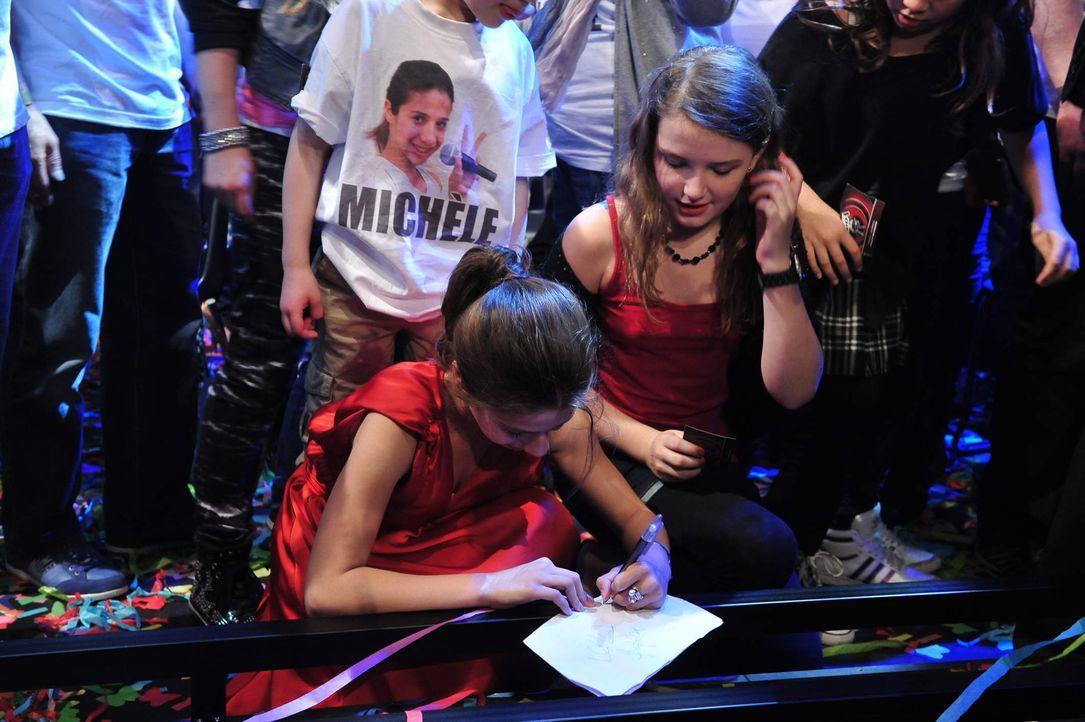 The-Voice-Kids-Finale-11 - Bildquelle: SAT.1/Andre Kowalski