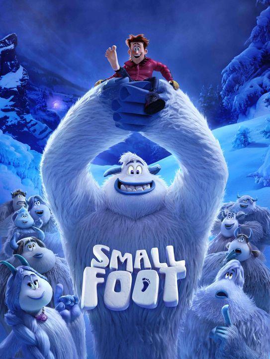 Smallfoot - Ein eisigartiges Abenteuer - Artwork - Bildquelle: 2018 Warner Bros. Entertainment Inc.
