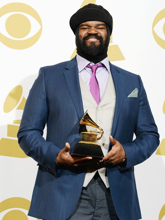 Grammy-Awards-Gregory-Porter-14-01-26-AFP - Bildquelle: AFP