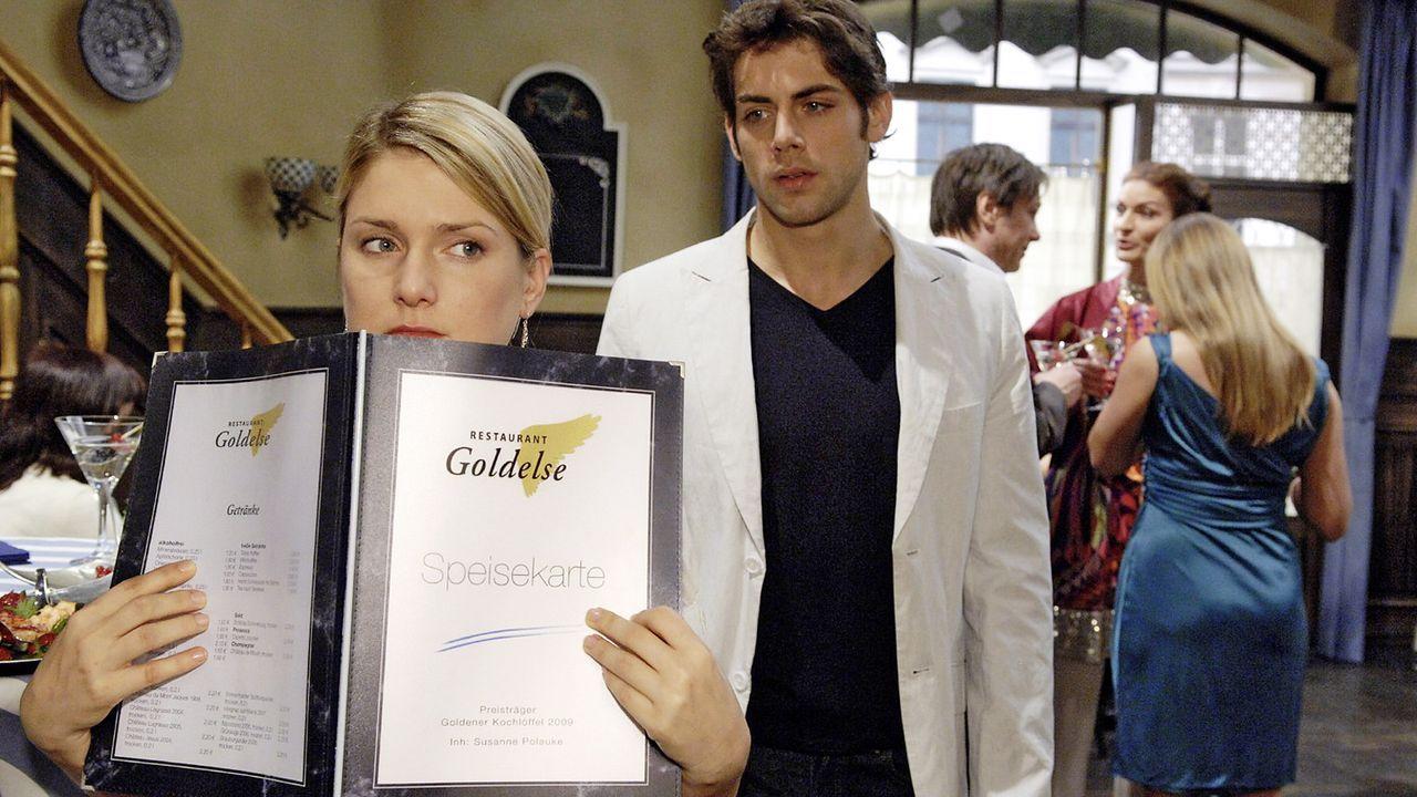 anna-und-die-liebe-Folge-195-01-SAT1-Oliver-Ziebe - Bildquelle: Sat.1/Oliver Ziebe