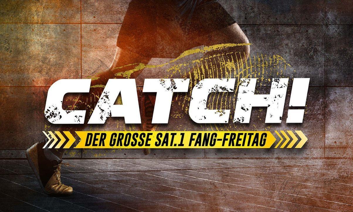Catch! Der große SAT.1 Fang-Freitag - Logo - Bildquelle: SAT.1