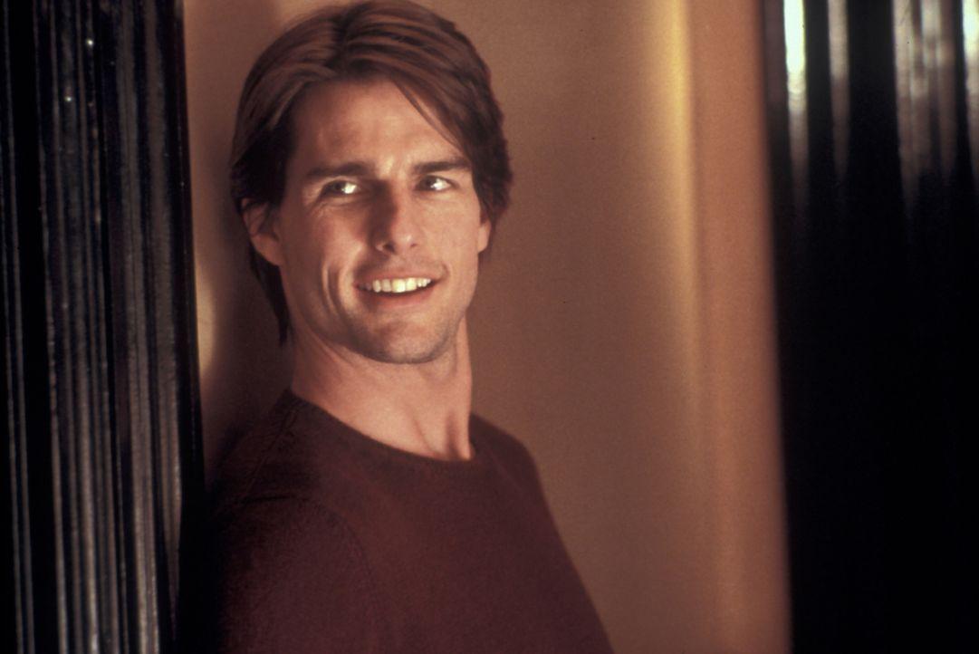 Der New Yorker Lebemann David Aames (Tom Cruise) führt nicht nur ein sorgenfreies Dasein, sondern ist auch aufgrund seines umwerfenden Äußeren der T... - Bildquelle: Neal Preston Paramount Pictures
