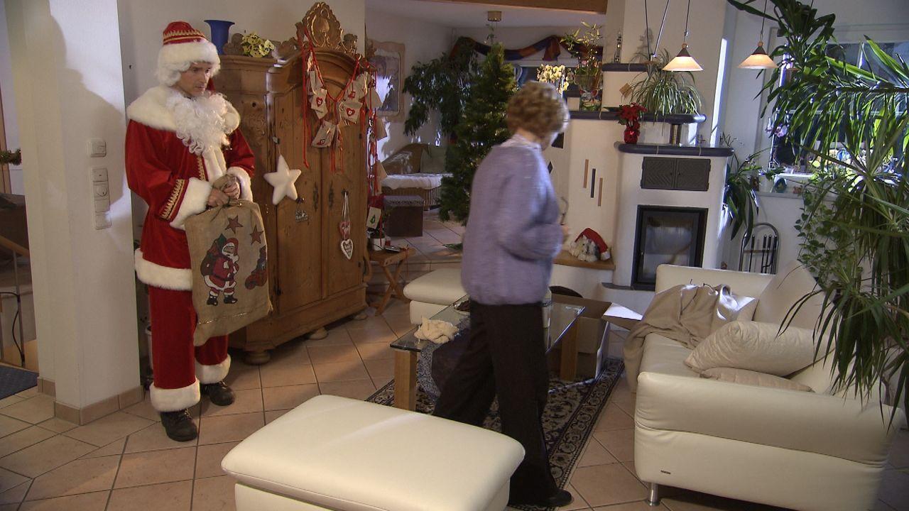 Wer-glaubt-schon-an-den-Weihnachtsmann14 - Bildquelle: SAT.1