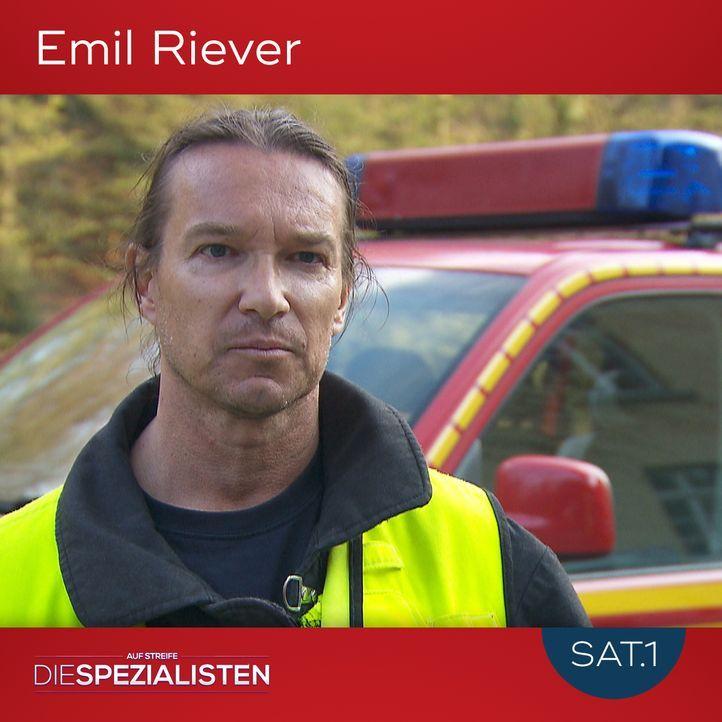 Emil Riever - Bildquelle: SAT.1