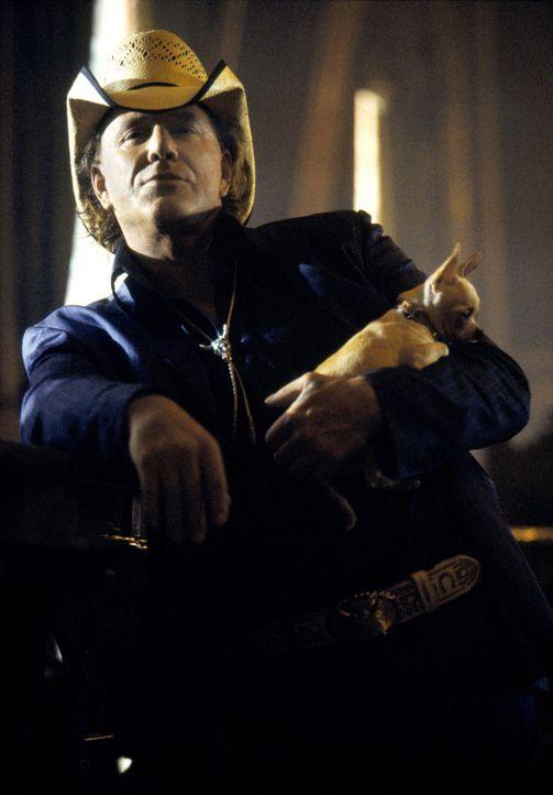 Ein weiterer Vertrauter Barillos: Billy (Mickey Rourke) ... - Bildquelle: Columbia Pictures Corporation
