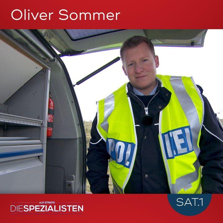 Oliver Sommer - Bildquelle: SAT.1