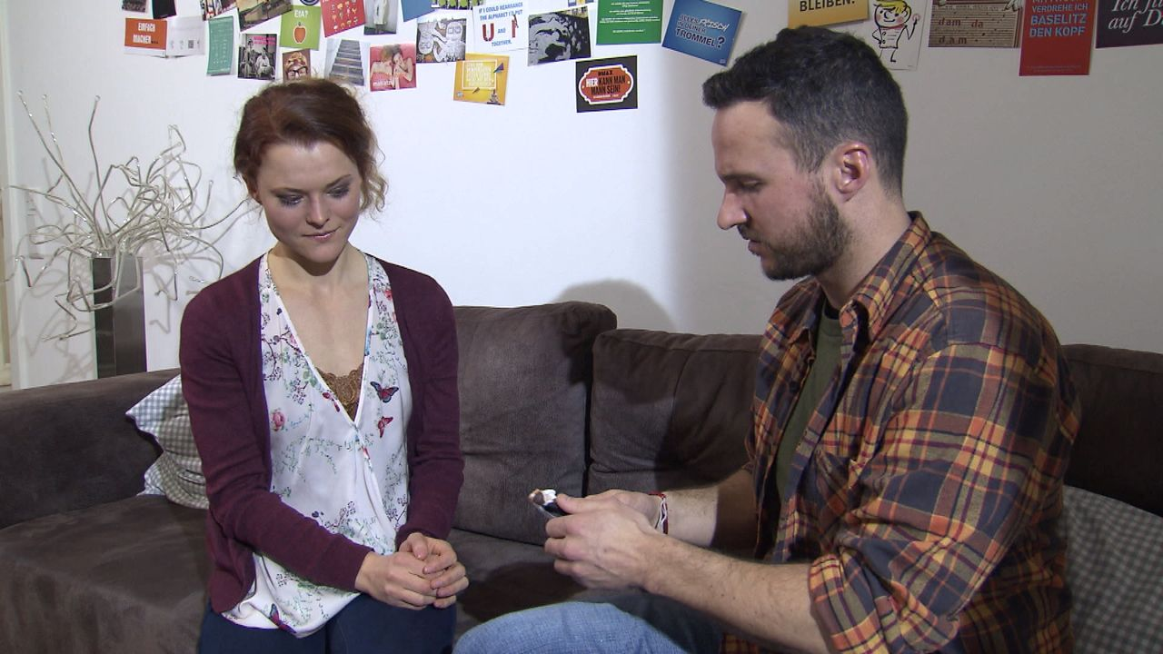 Flirt-App-ins-Glück4 - Bildquelle: SAT.1