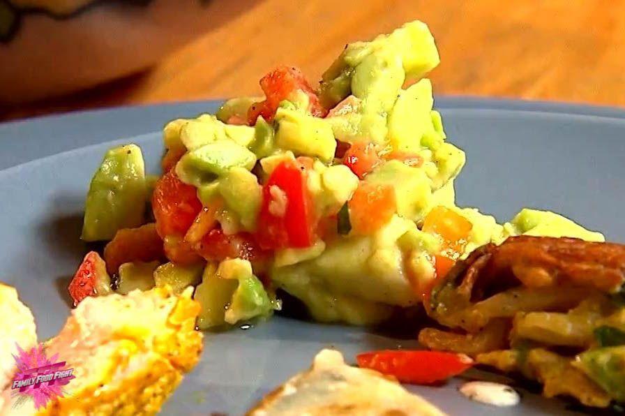Avocadosalat - Bildquelle: SAT.1 Schweiz