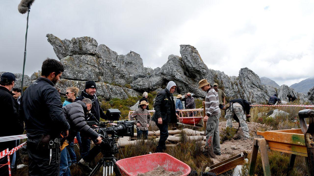 Das-verlorene-Labyrinth-Setbild-11-Tandem-Film-Afrika - Bildquelle: SAT.1/2011Tandem Productions GmbH & Film Afrika Worldwide (Pty) Limited South Africa. All Rights Reserved.