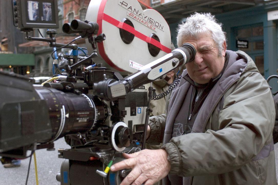 """Bei den Dreharbeiten zu """"Zum Glück geküsst"""" ... - Bildquelle: Epsilon Motion Pictures GmbH"""