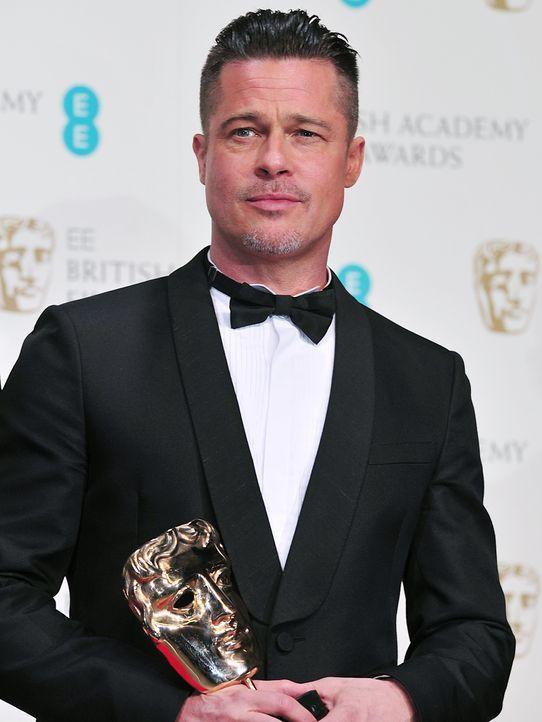 BAFTA-Brad-Pitt-14-02-16-AFP - Bildquelle: AFP