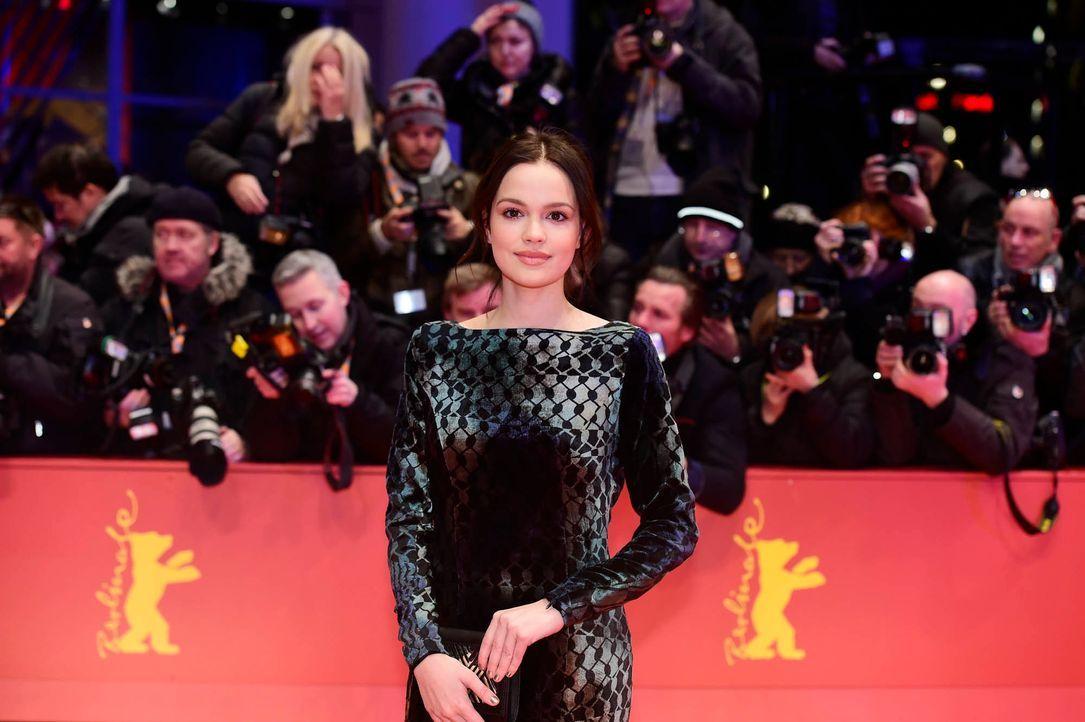 Berlinale-emilia-schuele-160211-AFP - Bildquelle: AFP