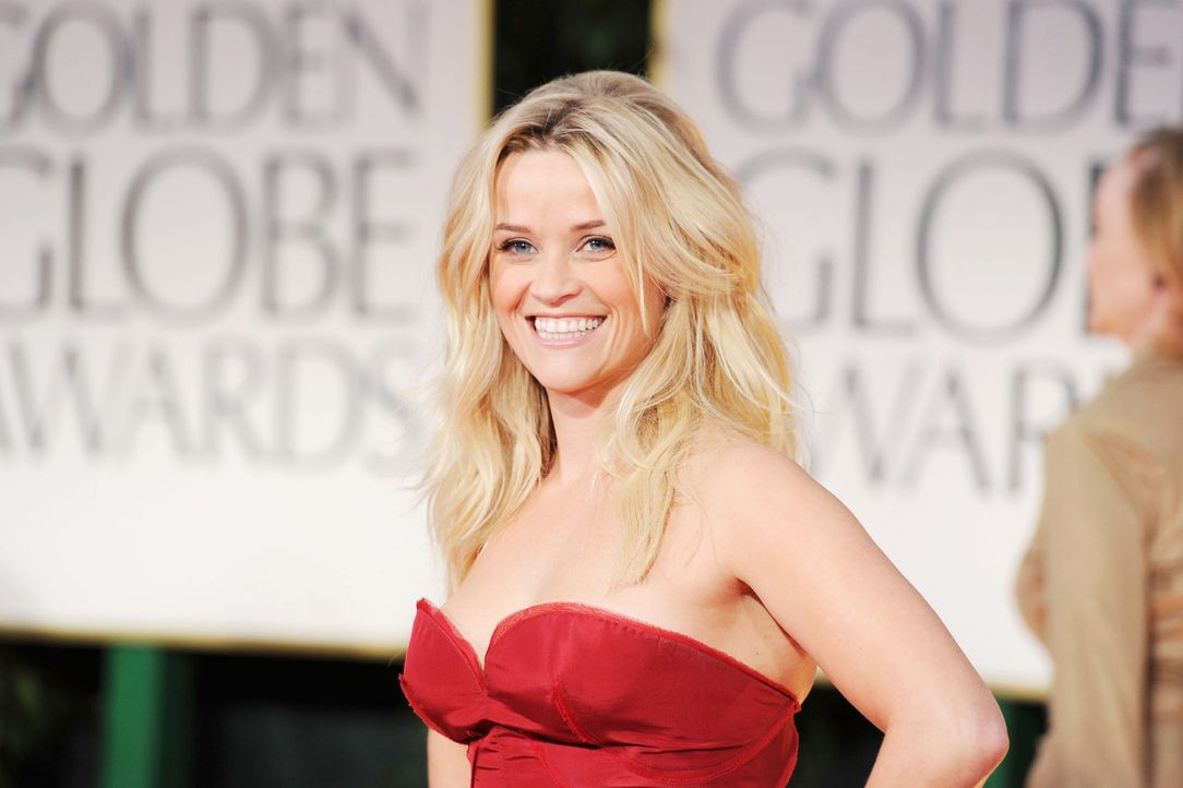 golden-globes-reese-witherspoon-12-01-15-getty-AFP - Bildquelle: getty-AFP